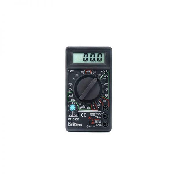 цифровой мультиметр DT 830B Тестер