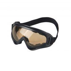 Лыжная маска коричневатое стекло
