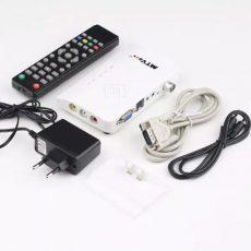 Внешний ТВ тюнер к монитору VGA