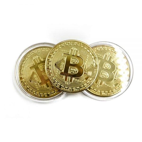 монеты btc из металла