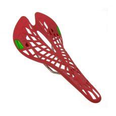 Красное велосипедное седло