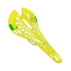 Желтое вело седло