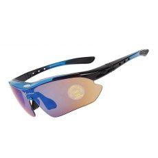 Очки черно-синие для вело