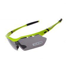 Салатовые вело очки